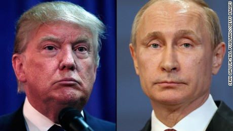Trump praises Putin during forum