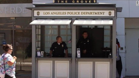 LAPD borrows 'police box' idea from Japan