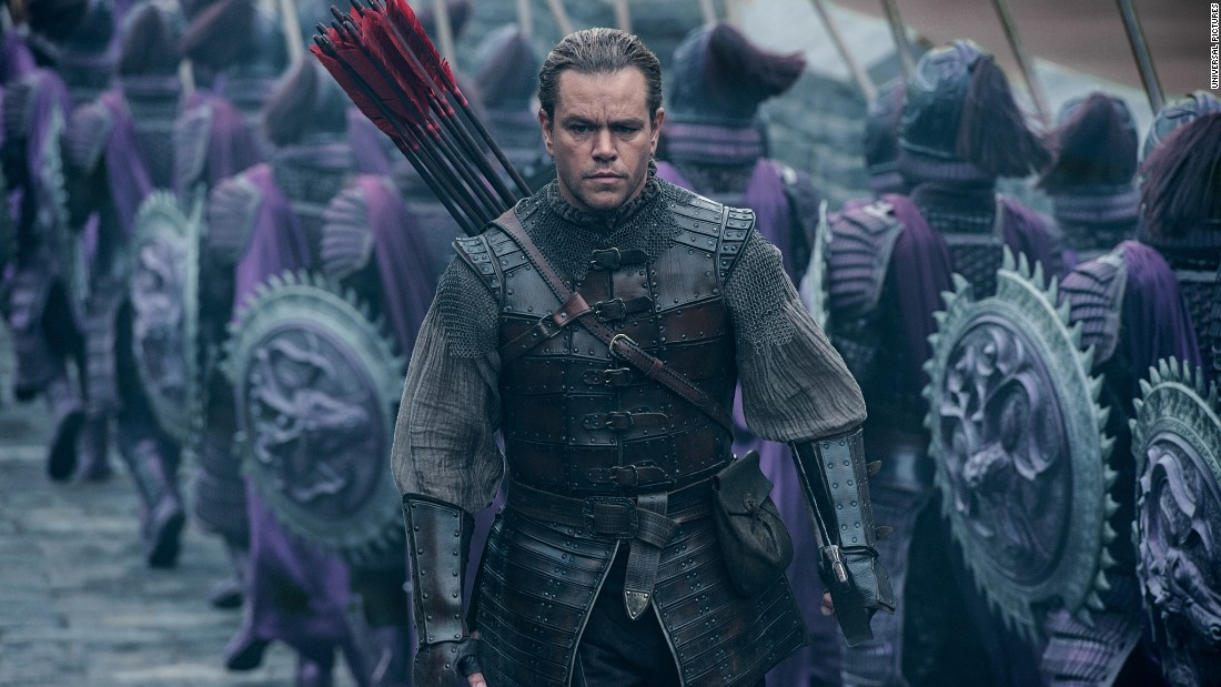 "Matt Damon was put as the lead in Zhang Yimou's English-language debut ""The Great Wall,"" set in ancient China. The choice drew criticism, most prominently from 'Fresh Off The Boat' star Constance Wu."