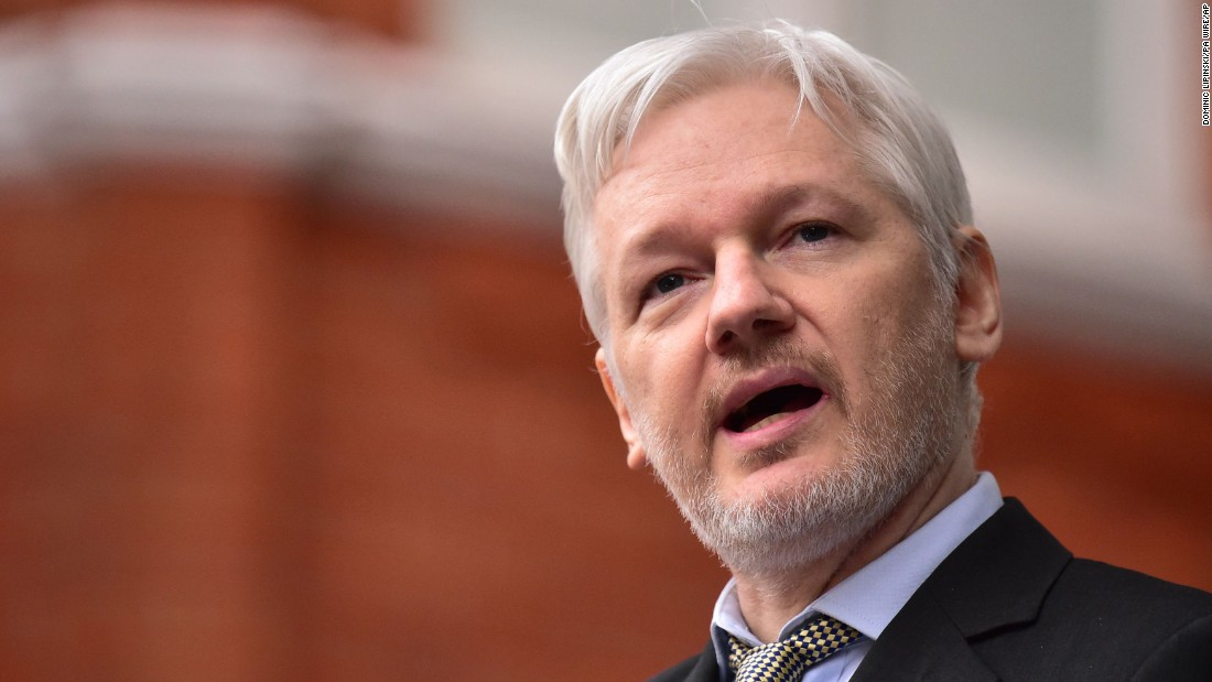 "For years, WikiLeaks founder Julian Assange has been fighting efforts to extradite him to Sweden, where he faces rape allegations. Assange, who denies the allegations and has never been charged, has been living inside the Ecuadorian Embassy in London since 2012. If he leaves,<a href=""http://www.cnn.com/2015/08/13/europe/wikileaks-assange-sweden-allegations/"" target=""_blank""> Assange has said he's afraid he'll be extradited to the United States,</a> where he could be charged and tried over the leaks of confidential U.S. documents via his website."