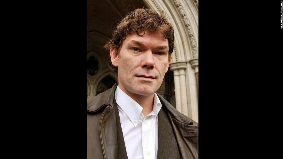 "Computer hacker Gary McKinnon fought extradition to the United States for more than a decade. In 2012, the United Kingdom blocked his extradition. <a href=""http://security.blogs.cnn.com/2012/10/16/uk-blocks-extradition-of-pentagon-hacker/"" target=""_blank"">British Home Secretary Theresa May said</a> McKinnon's Asperger syndrome and depressive illness meant ""there is such a high risk of him ending his own life that a decision to extradite would be incompatible with his human rights."" McKinnon has admitted to breaking into computers at NASA and the Pentagon, but he said he did so to find out if the US government was covering up the existence of UFOs."