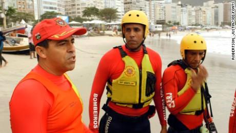 cnnee pkg rosa flores brasil juegos acuaticos seguridad _00000000