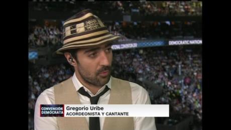 cnne gregorio uribe big dand in dem convention_00014012