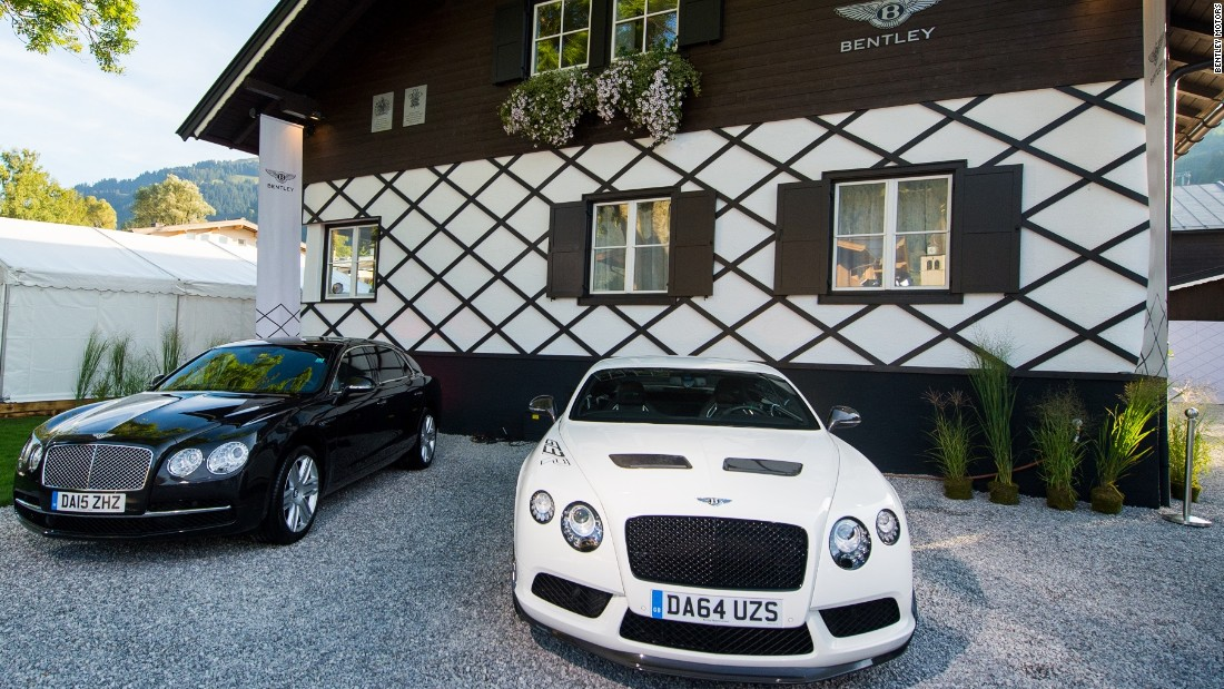 "Bentley Motors announced the opening of its first ever mountain lodge in Kitzbühel, Austria, in 2015. Nestled in one of the most exclusive Alpine hotspots and surrounded by breathtaking peaks and valleys, the fully-serviced and luxuriously furnished chalet offer a new concept of ""living the Bentley essence""."
