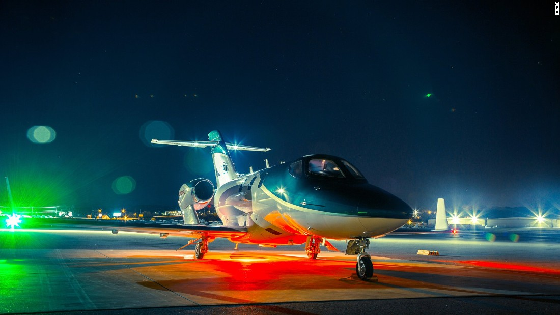 "Honda claims its new HA-420 HondaJet is the ""fastest, highest-flying, quietest, and most fuel-efficient jet in its class"". Founded in 2006, Honda Aircraft Company's world headquarters is located in North Carolina -- the birthplace of aviation. The plane fulfils a longstanding Honda dream to ""advance human mobility skyward""."