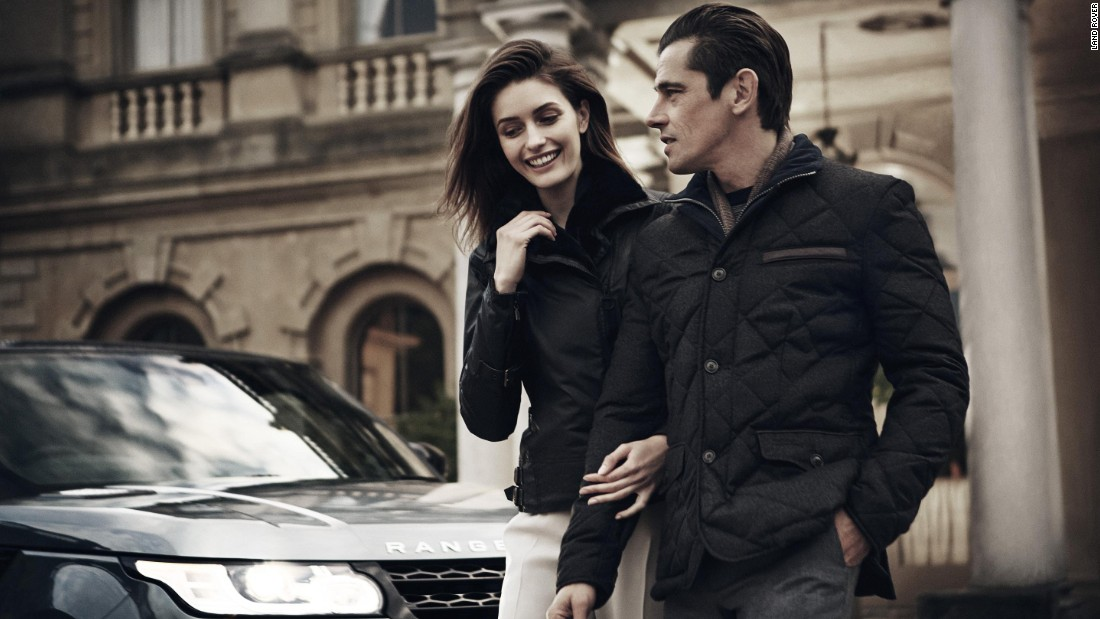 "Land Rover and Barbour are two successful British brands working together to produce a collection of clothing -- ""from rich leathers and wools for women, to leather piping and corozo buttons for men."""