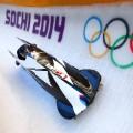 Team USA BMW bobsled