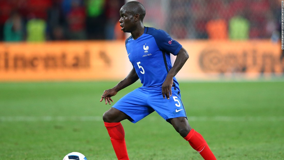 On July 16, France midfielder N'Golo Kante was the first star name to be sold from Leicester City's Premier League-winning side, signing for English rival Chelsea in a $42 million deal.