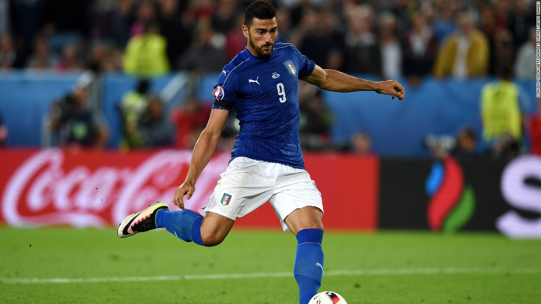 "Italy striker Graziano Pelle reportedly became the joint-sixth highest paid player in the world after he left English club Southampton to join Chinese Super League side Shandong Luneng in a £13 million ($17 million) deal on July 11. The 31-year-old will <a href=""http://www.goal.com/en-gb/news/2892/transfer-zone/2016/07/11/25524672/pelle-leaves-southampton-for-china-for-34m-in-wages"" target=""_blank"">reportedly earn that much in one season</a>."