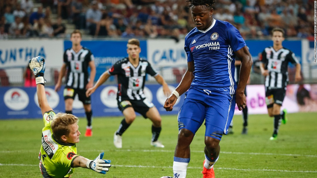 On July 3, former Juventus and Italy coach Antonio Conte started his Chelsea revolution by signing 22-year-old Belgium striker Michy Batshuayi from French club Marseille for a reported €40 million ($44.5 million).