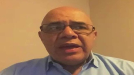 cnnee panorama entrevista jesus chuo torrealba reaccion mensaje cne_00003408