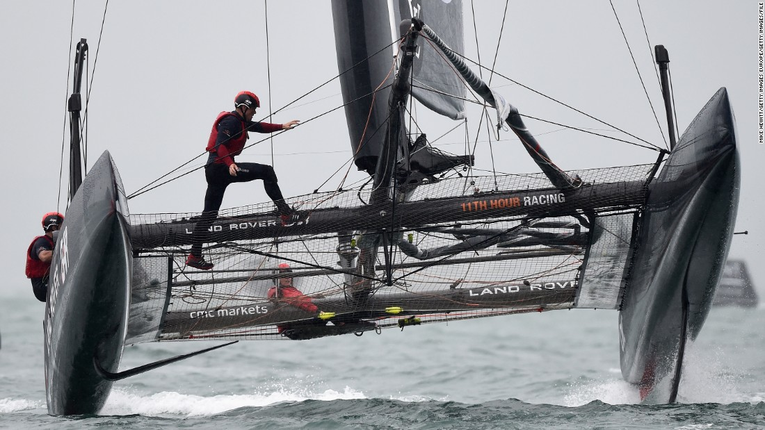 After winning the World Series, BAR will take two bonus points into the America's Cup qualifiers starting on May 26.