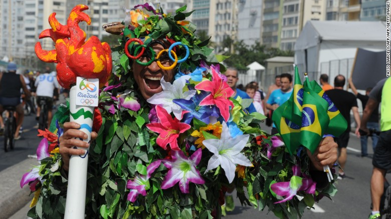 Beaches, samba and caipirinhas: CNN's Guide to Rio 2016