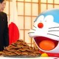 national cakes dorayaki