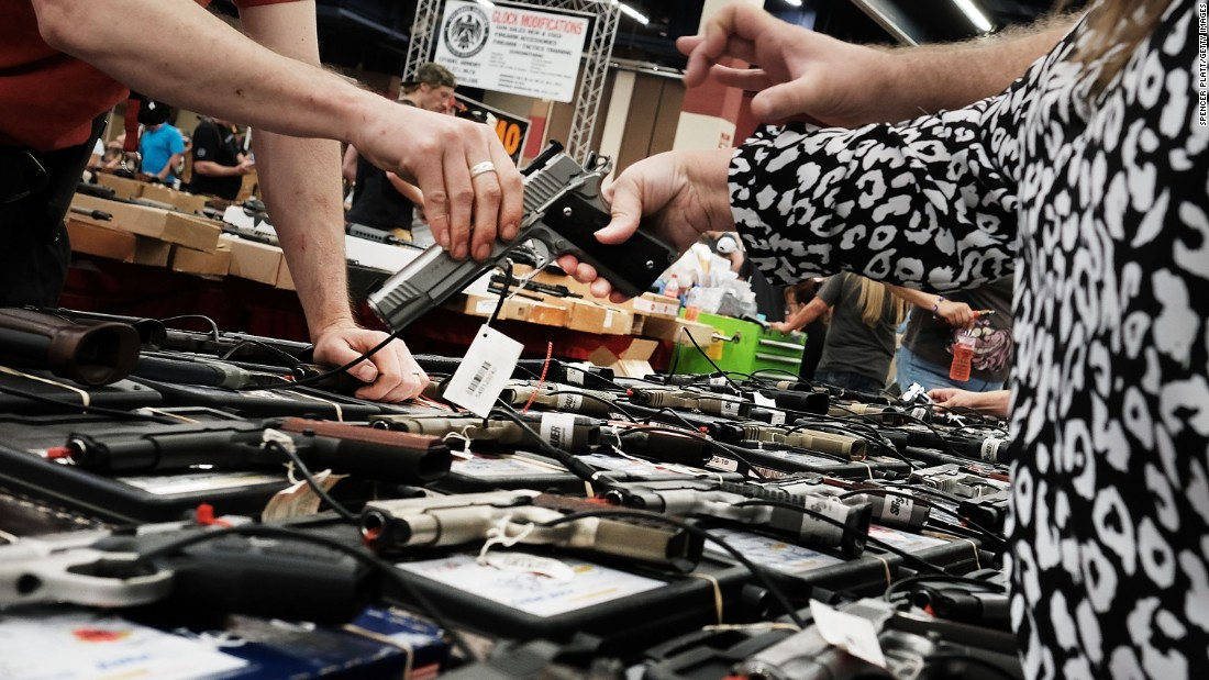 Report Feds States Lapses Allow Gun Sales To Prohibited