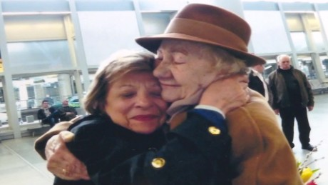 cnnee pkg dario klein uruguay hermanas separadas nazismo llanto de la maleta_00042005