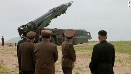 US: North Korea close to ability to launch nukes at US