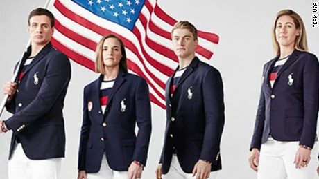 Team USA Olympic uniforms receive heat on social media