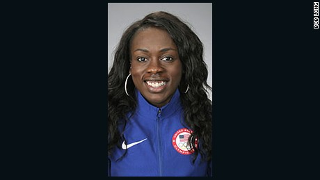 Morolake Akinosun has had dreams of Olympic glory since high school.