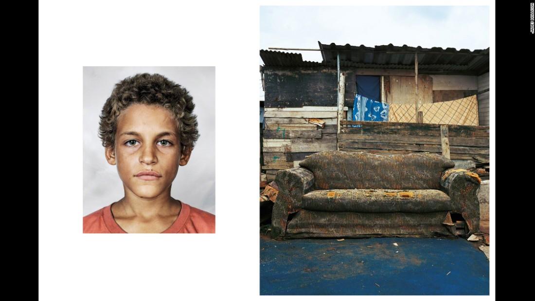 Alex, 9, Rio de Janeiro