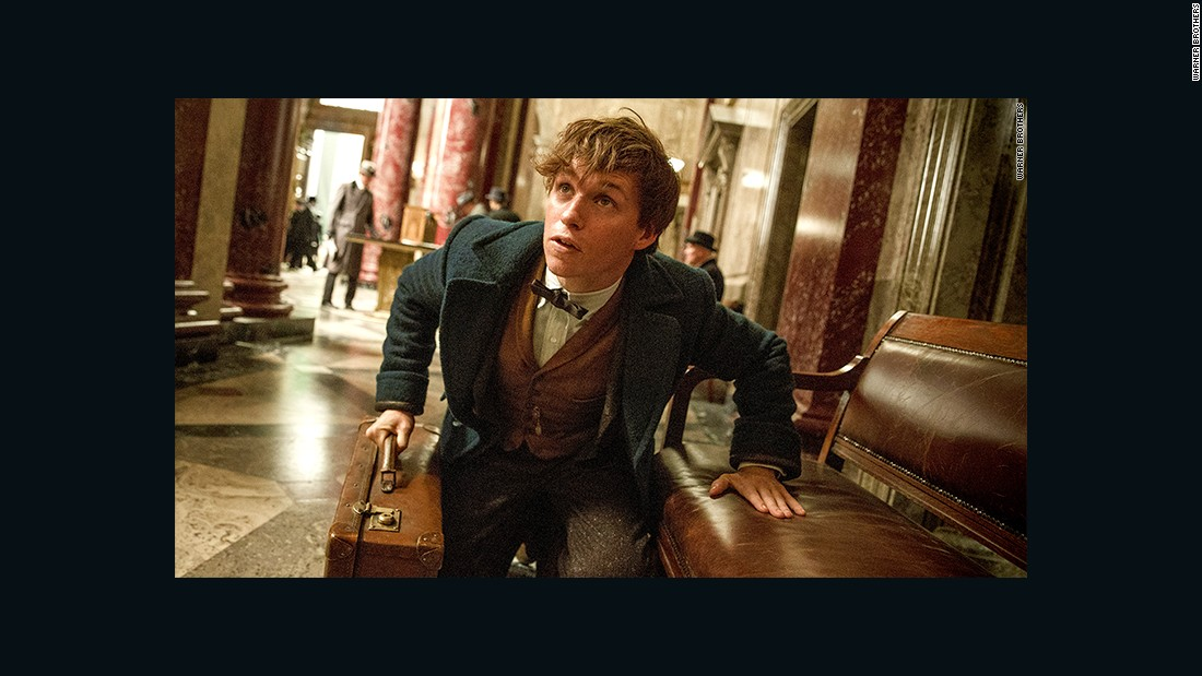 J.K. Rowling: There will be five 'Fantastic Beasts' movies ...