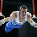 Brazil Olympic hopes Arthur Zanetti rings artistic gymnastics rio 2016