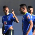 Brazil's olympic hopes neymar and rafinha rio 2016 football