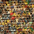 brazil china crowd womens football