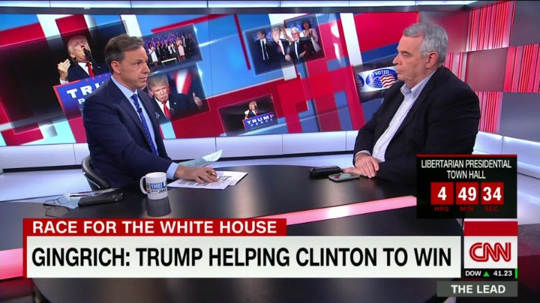 Former adviser: If Trump focuses on Clinton he'll win