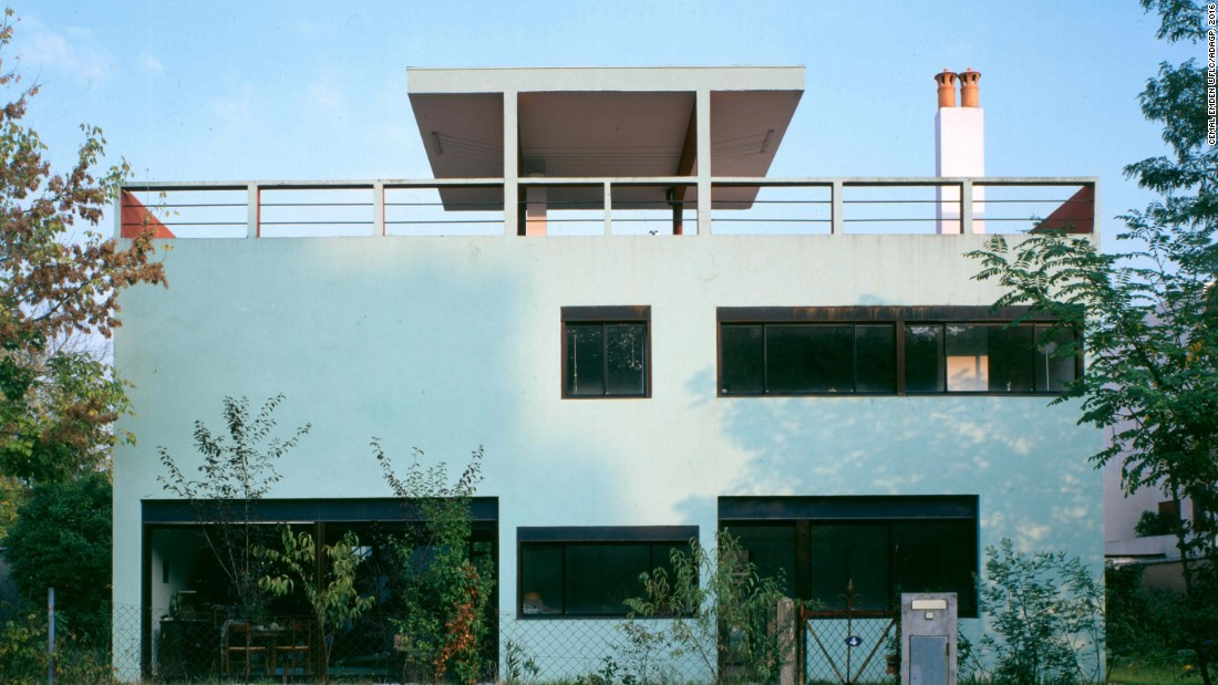 17 le corbusier works join unesco world heritage list cnn - Le corbusier design style ...