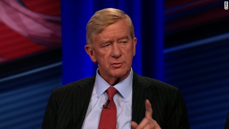 William Weld at the Libertarian Town Hall