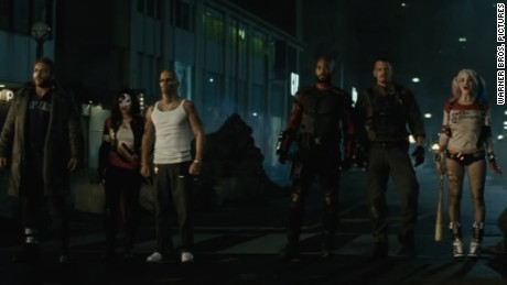 DC's 'Suicide Squad' meet a mighty foe: Movie critics