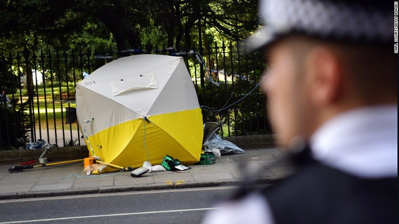 Terrorism ruled out in deadly London knife attack