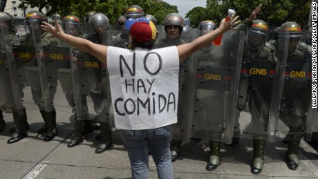 Whatever happened to Venezuela?