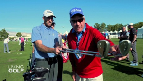 What does it take to create golf putters and wedges?
