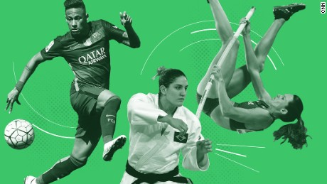 Who will be the Brazilian stars of the Olympics?