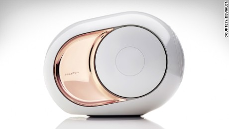 Devialet's Phantom Gold speaker