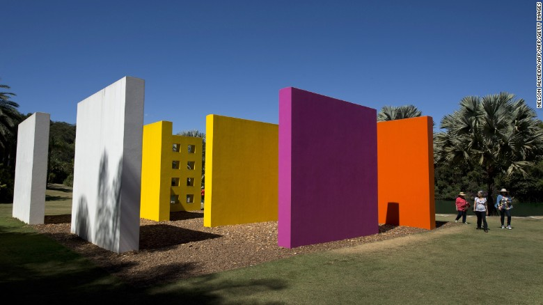 Inhotim: Inside Brazil's sprawling art park