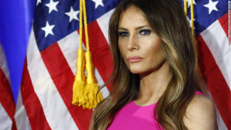 Melania Trump: Here is proof I immigrated legally
