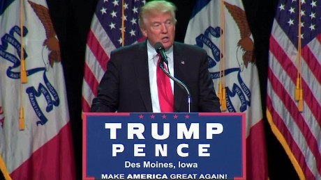 donald trump iowa rally clinton unbalanced unhinged sot _00002311