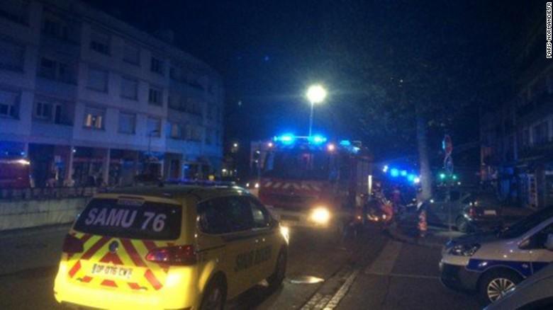 bar fire kills 13 people in france 39 s rouen cnn. Black Bedroom Furniture Sets. Home Design Ideas