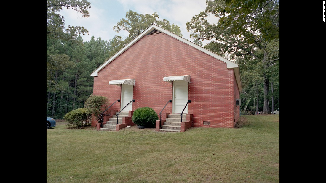 Wilsons Chapel, a Sacred Harp meeting place in Carrollton, Georgia.