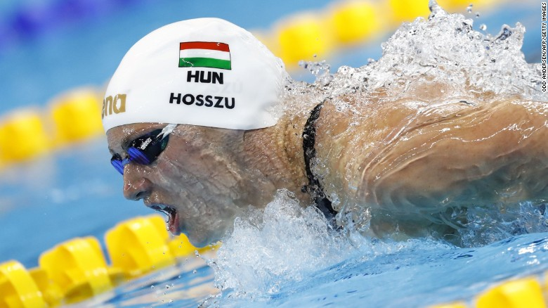 katinka hosszu won the womens 400m individual medley