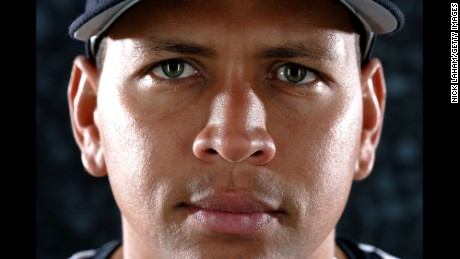 Alex Rodriguez's career in photos