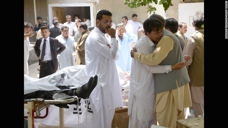Former official: Pakistan's Taliban policy 'inadequate'