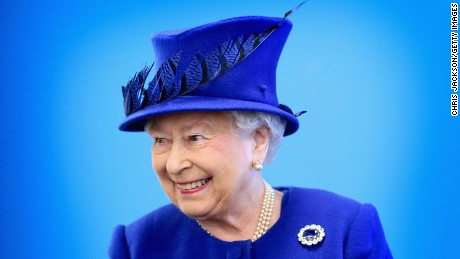 Queen Elizabeth II is head of state of 16 realms around the world