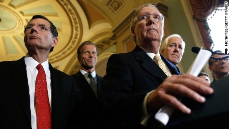 50-50 Senate a recipe for 'partisanship on nitroglycerin'