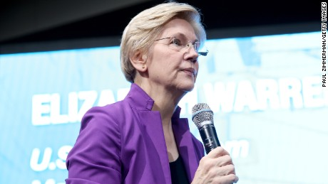 Sen. Warren calls Wells Fargo scheme 'staggering fraud'
