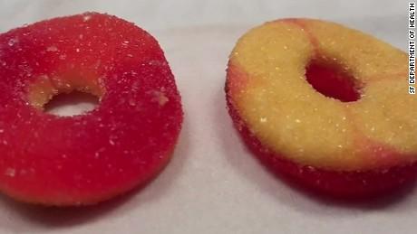 quinceneara candy sick thc edible marijuana california pkg _00000303