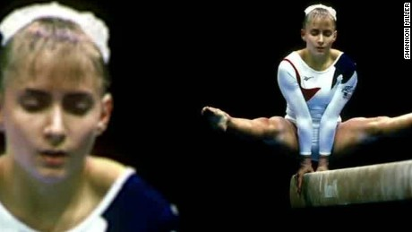 All eyes on US women's gymnastics team